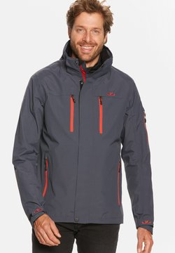 Jeff Green - HARSTAD - Outdoorjacke - navy