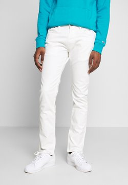 Tommy Jeans - SCANTON HERITAGE - Slim fit jeans - mars white com