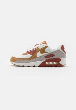 Nike Sportswear - AIR MAX 90 - Sneakers laag - rugged orange/sail/wheat/light brown