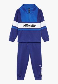 Nike Sportswear - AIR JOGGER SET BABY - Survêtement - deep royal blue