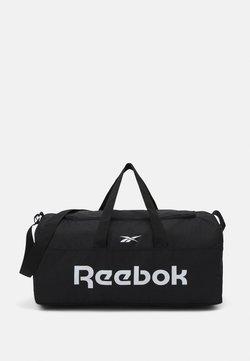 Reebok - ACT CORE GRIP UNISEX - Sporttasche - black/black