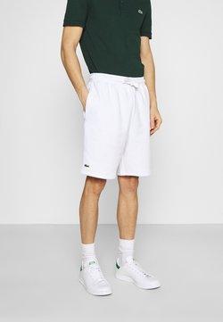 Lacoste - Jogginghose - white