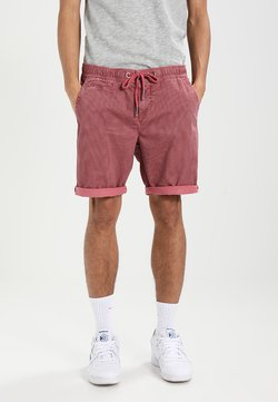Superdry - SUNSCORCHED - Shorts - washed pink hounds tooth