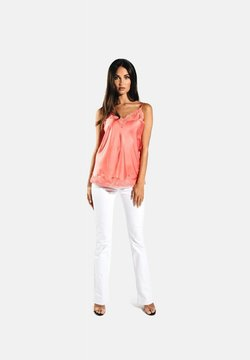 Jacky Luxury - Top - coral