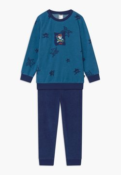 Schiesser - KIDS CAPTAIN SHARKY - Pyjama - blau
