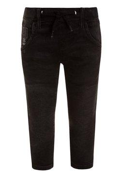 Name it - NKMROBIN PANT - Jeans slim fit - black denim
