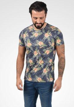 Solid - FAIK - T-Shirt print - insignia blue