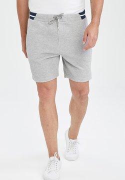 DeFacto - SLIM FIT  - Shorts - grey