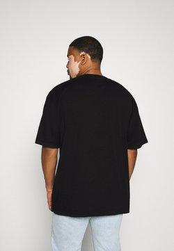 Edwin - KATAKANA EMBROIDERY - T-shirts med print - black