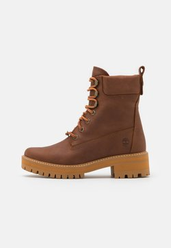 Timberland - COURMA VALLEY BOOT WP - Plateaustiefelette - mid brown