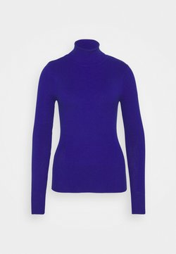 Marks & Spencer London - NEW ROLL - Strickpullover - blue
