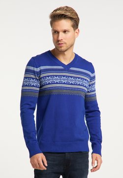 Mo - Stickad tröja - multicolor klassik