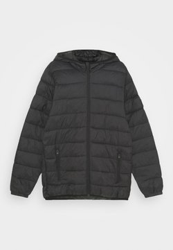 Jack & Jones Junior - JJEMAGIC PUFFER HOOD - Veste d'hiver - black