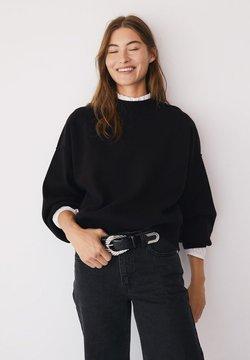 Mango - YLENIA - Sweatshirt - black