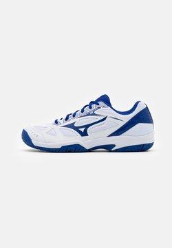 Mizuno - CYCLONE SPEED 2 - Tennisschoenen voor alle ondergronden - white/reflexblue