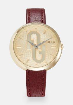 Furla - FURLA COSY - Montre - red/gold-coloured