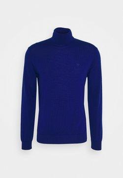 Emporio Armani - Strickpullover - royal blue