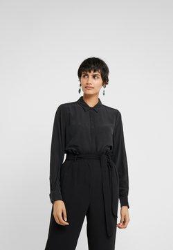 Bruuns Bazaar - LILLIE CORINNE  - Camicia - black