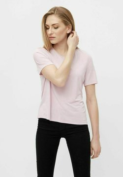 Object - OBJANNIE S/S NOOS - T-shirts basic - winsome orchid