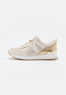 MICHAEL Michael Kors - PIPPIN TRAINER - Sneakers - pale gold