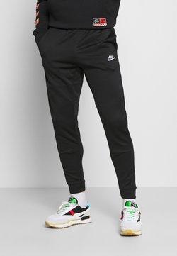 Nike Sportswear - TRIBUTE - Jogginghose - black/white