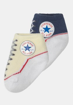 Converse - CHUCK TODDLER 2 PACK UNISEX - Sokken - navy/off white