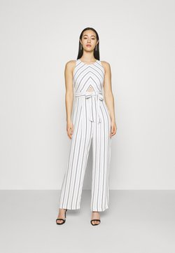 Forever New - JODIE STRIPED - Jumpsuit - marine
