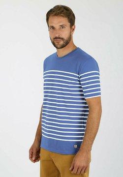 Armor lux - T-Shirt print - ozero blanc