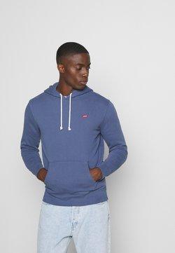 Levi's® - NEW ORIGINAL HOODIE - Hoodie - blue indigo
