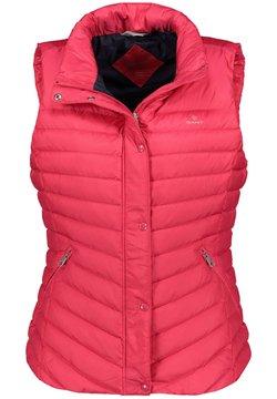 GANT - Weste - pink