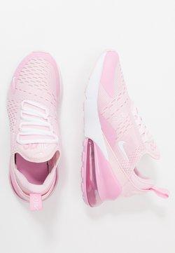 Nike Sportswear - AIR MAX 270 - Matalavartiset tennarit - pink foam/white/pink rise