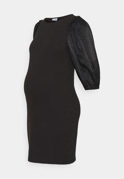 MAMALICIOUS - MLLEONIE DRESS - Vestido informal - black