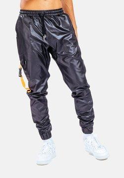 Hype - Jogginghose - orange/black
