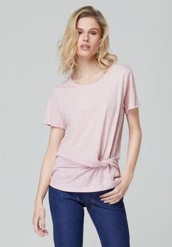 FELIPE ALBERNAZ - T-Shirt basic - light pink
