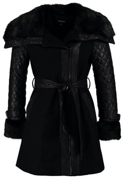 Morgan - Kurzmantel - noir