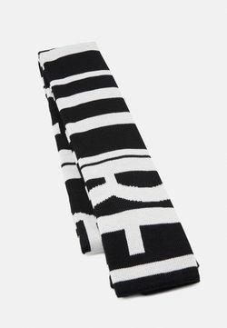 Versace Jeans Couture - UNISEX - Écharpe - black/white