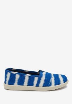 Next - Slipper - blue