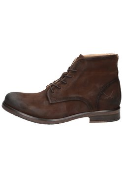 Sansibar Shoes - Bottines à lacets - medium brown