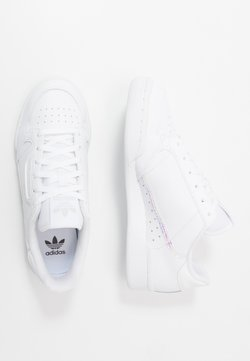 adidas Originals - CONTINENTAL 80 - Baskets basses - footwear white/core black