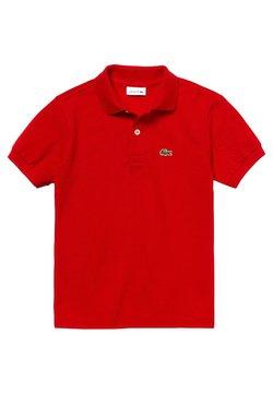 Lacoste - Poloshirt - rouge