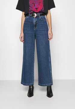 Wrangler - WORLD WIDE - Relaxed fit jeans - ranch blue