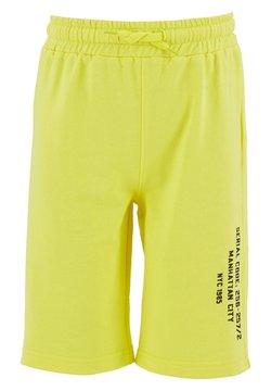 DeFacto - Verryttelyhousut - yellow