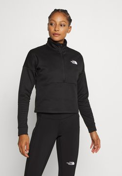 The North Face - ACTIVE TRAIL ZIP - Sweatshirt - black