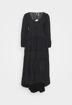 Free People - MOCKINGBIRD - Maxiklänning - black