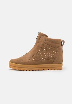 Marc Cain - Sneakers alte - rooibos