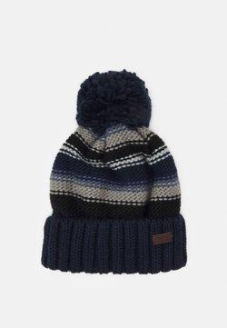 Barbour - HARROW STRIPE BEANIE - Mütze - grey/blue