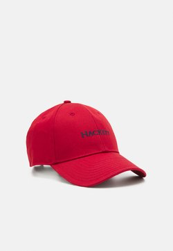 Hackett London - CLASSIC - Casquette - red/navy