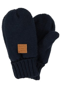 Hust & Claire - FLORI MITTENS BABY - Mittens - navy