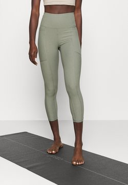Cotton On Body - POCKET 7/8 - Tights - basil green