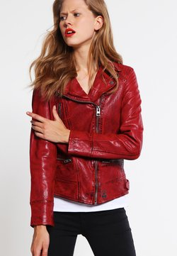 Oakwood - VIDEO - Leather jacket - feu